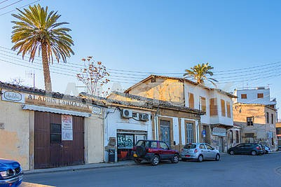 Street in Nicosia