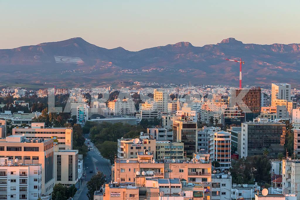 Quarter in Nicosia — Image 66420