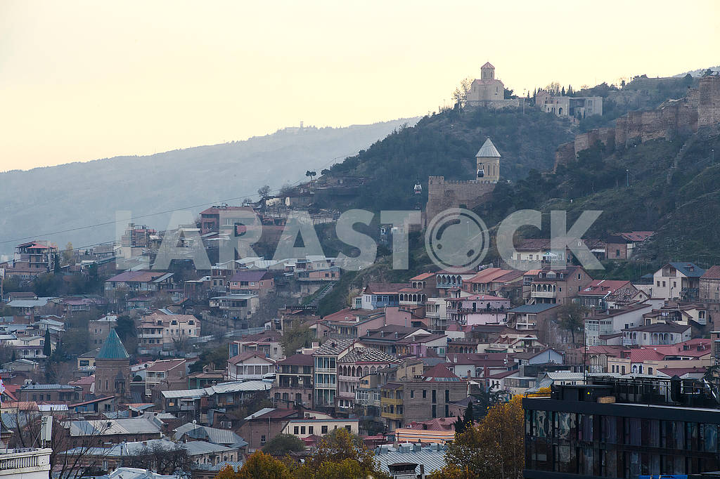 Quarters of Tbilisi — Image 66428