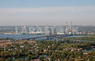Southern Bridge in Kiev