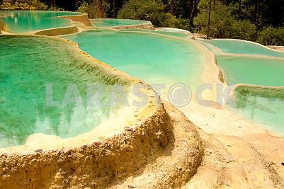 Multi-Color Pond