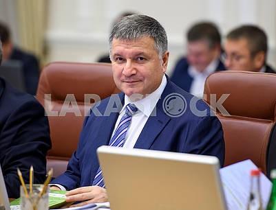 Arsen Avakov, Minister of Internal Affairs