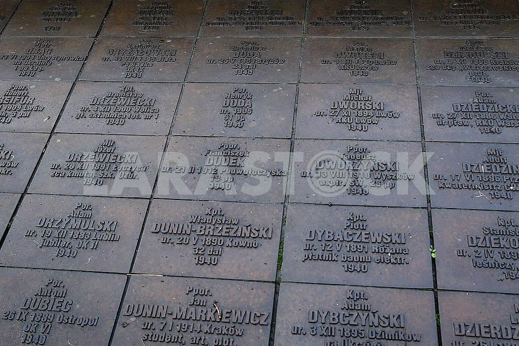 Мемориальная плита в Харькове — Изображение 66557
