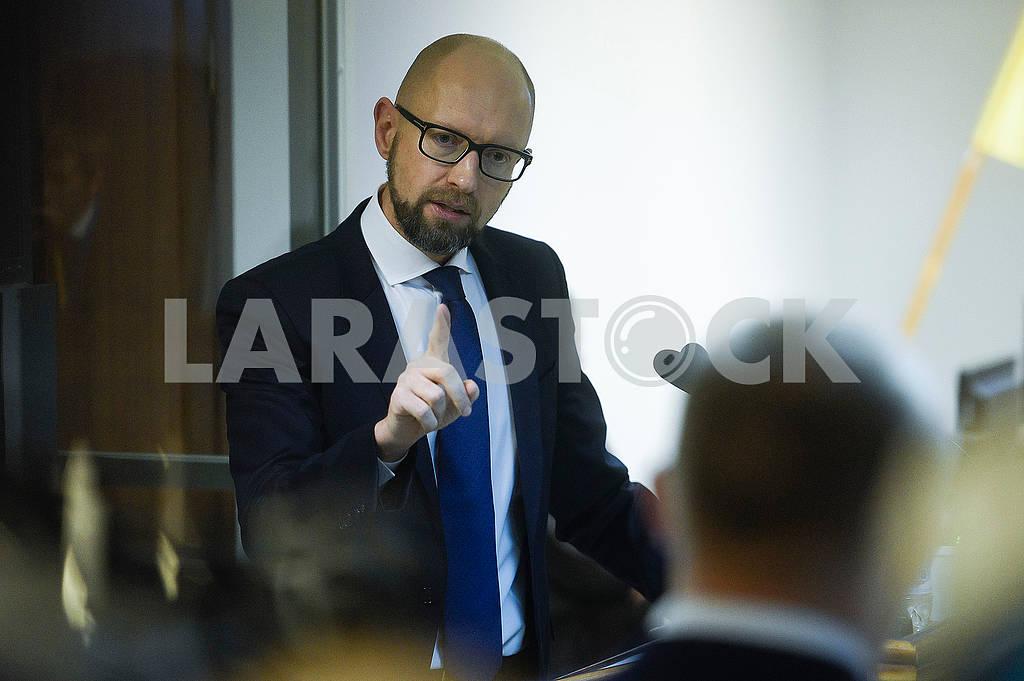 Arseniy Yatsenyuk — Image 66560