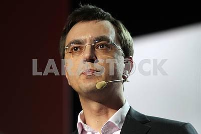 Vladimir Omelyan, Minister of Infrastructure