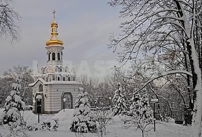 Церковь на аскольдовой могиле