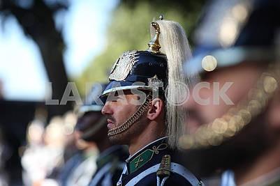 Honor Guard in Portugal