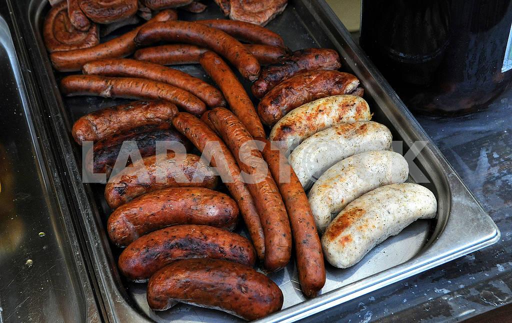 Жаренная колбаса — Изображение 66783