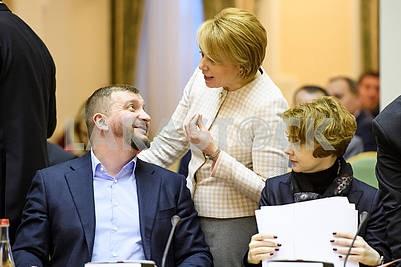 Pavel Petrenko, Lilia Grinevich, Elena Zerkal