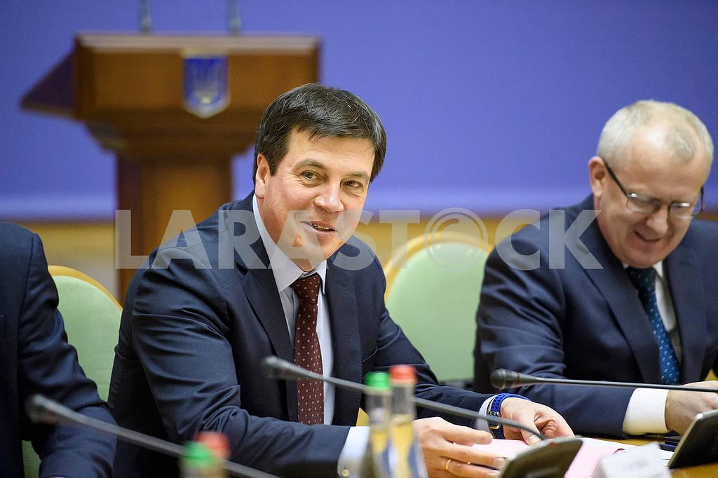 Gennady Zubko, Deputy Prime Minister — Image 66802