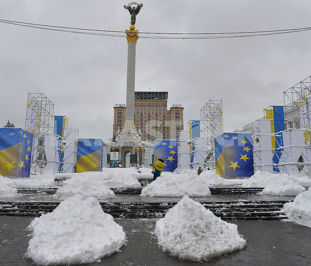 Drifts on the Independence Square — Image 66861