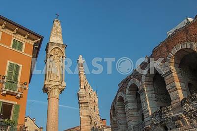 Arena di Verona, fragment