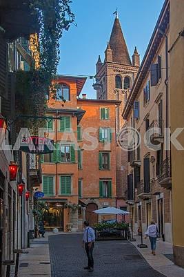 Giuseppe Mazzini Street