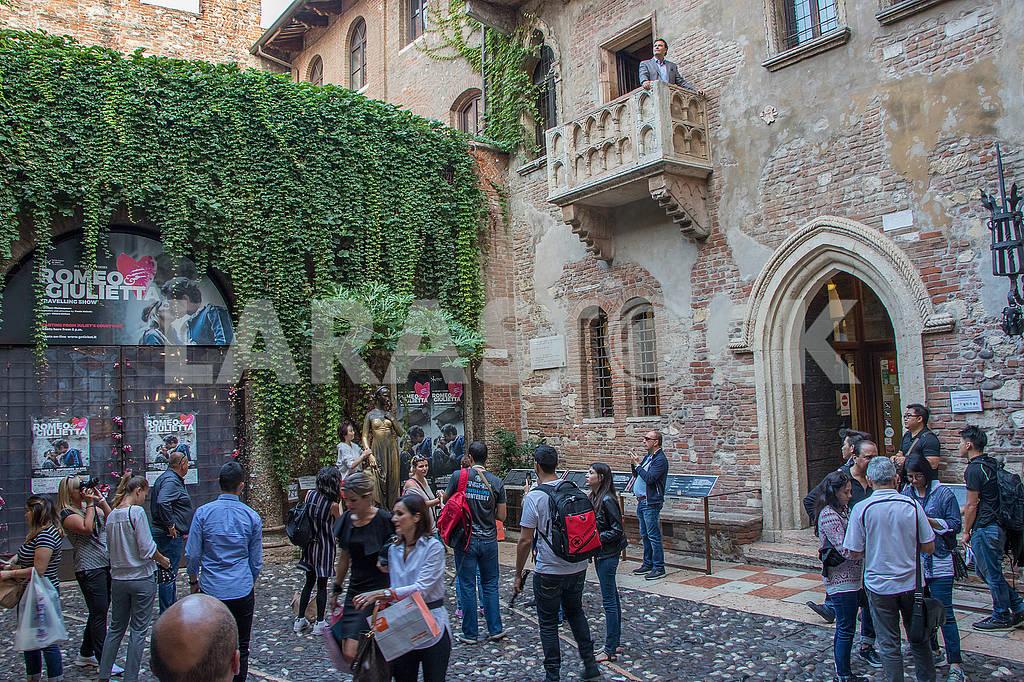 Balcony of Juliet — Image 66905