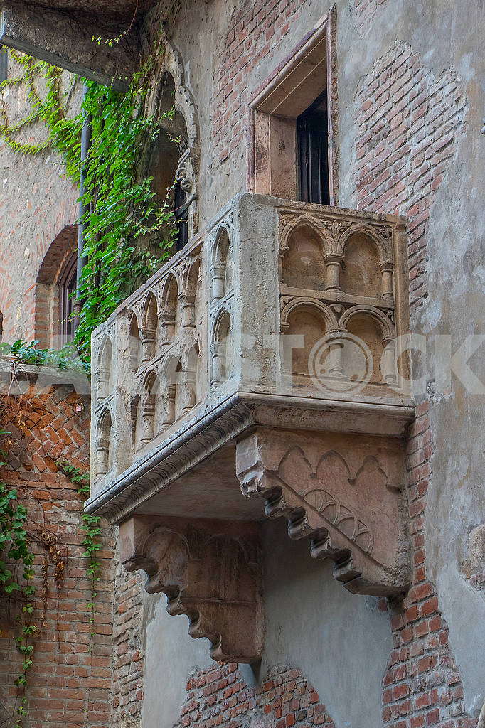 Balcony of Juliet in Verona — Image 66906