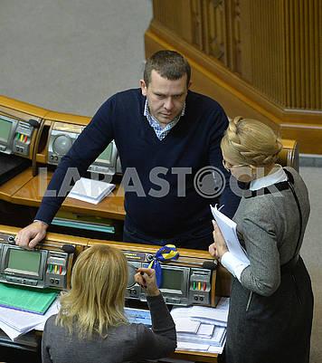 Yuri Shapovalov, Yulia Tymoshenko