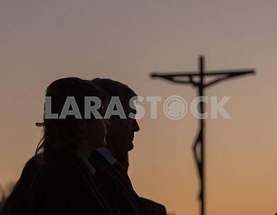 Petro Poroshenko and his wife Marina