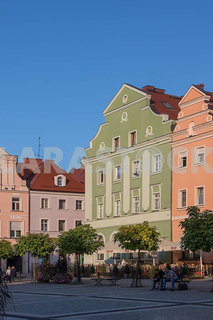 Рыночная площадь в Болеславце — Изображение 66959