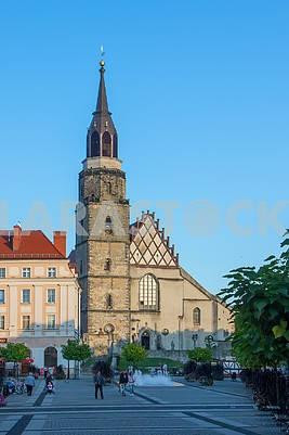 Костел в Болеславце