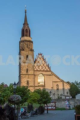 Church in Bolesławiec