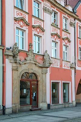 House in Bolesławiec