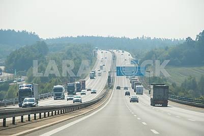 Дорога вГермании
