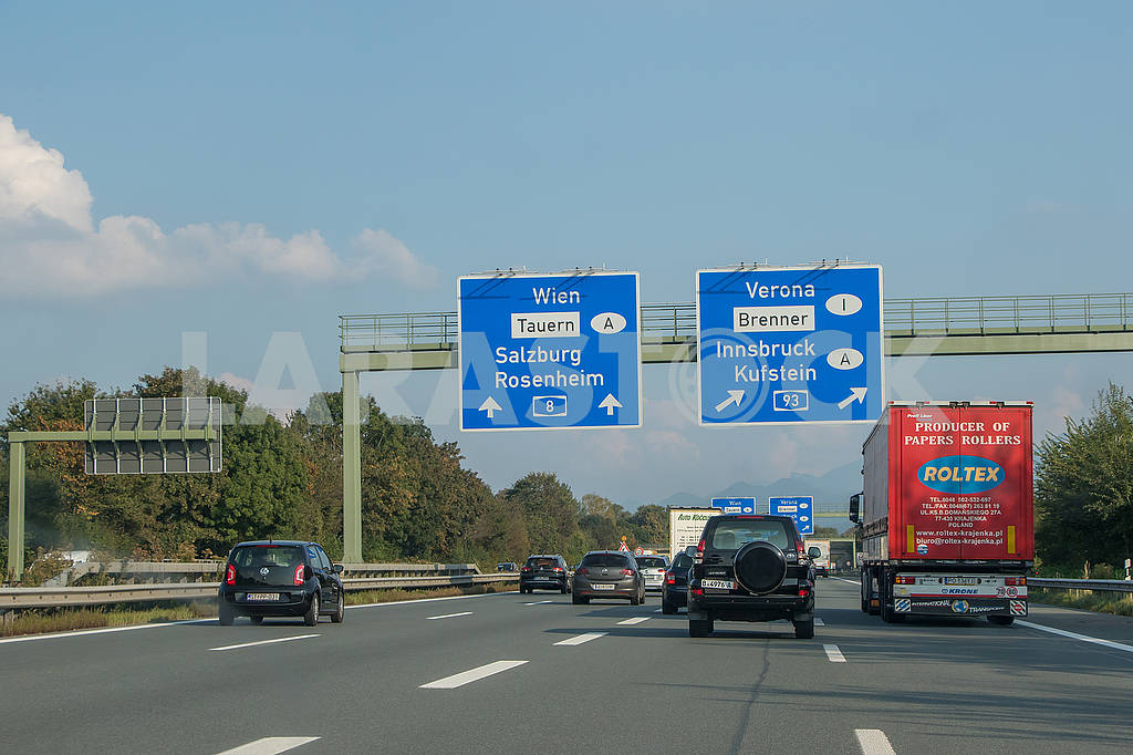 Autobahn in Germany — Image 67008