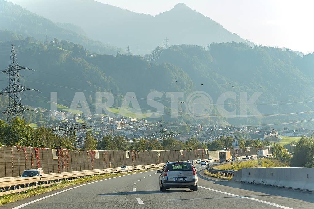 Road in Austria — Image 67043