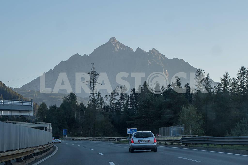 Autobahn in Austria — Image 67044