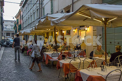 Cafe in Verona