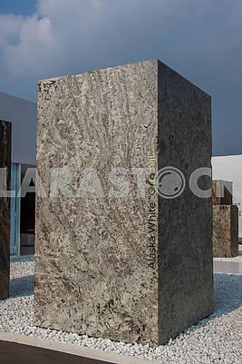 Stone block 3Х2Х1 White Aliaska original