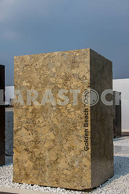Stone block Golden beach original