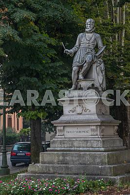 Памятник Паоло Веронезе