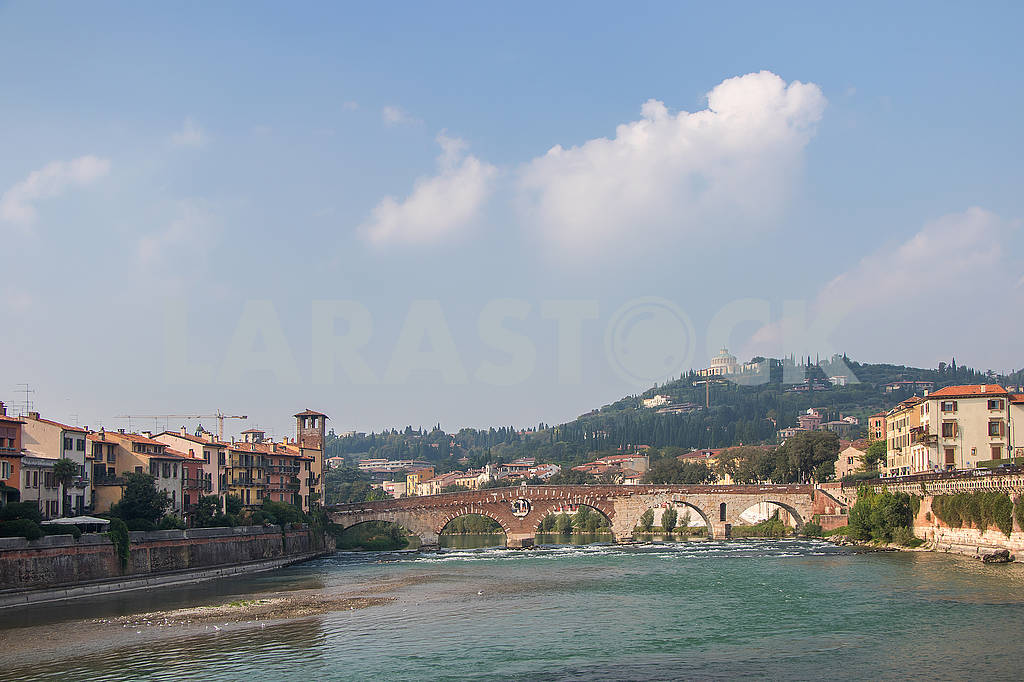 The Adige River — Image 67154