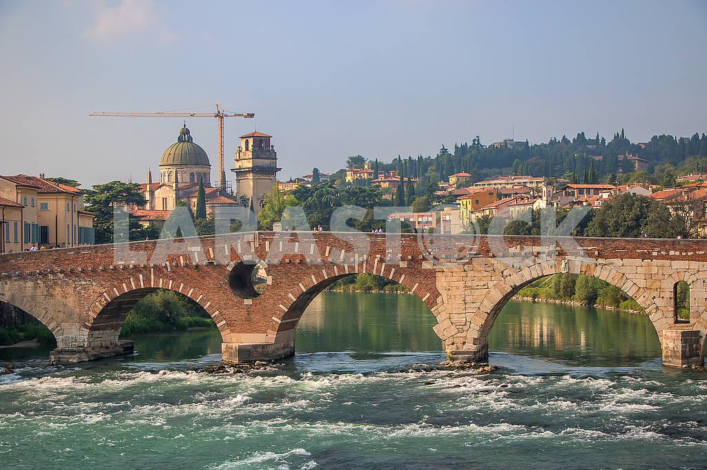 Bridge over the Adige — Image 67159
