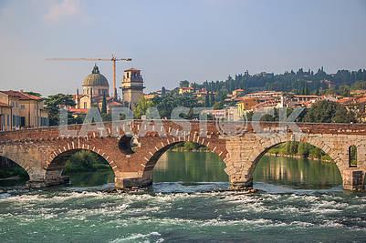 Bridge over the Adige
