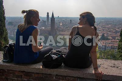 Girls in Verona