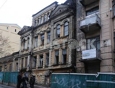 Дом Александра Мурашко