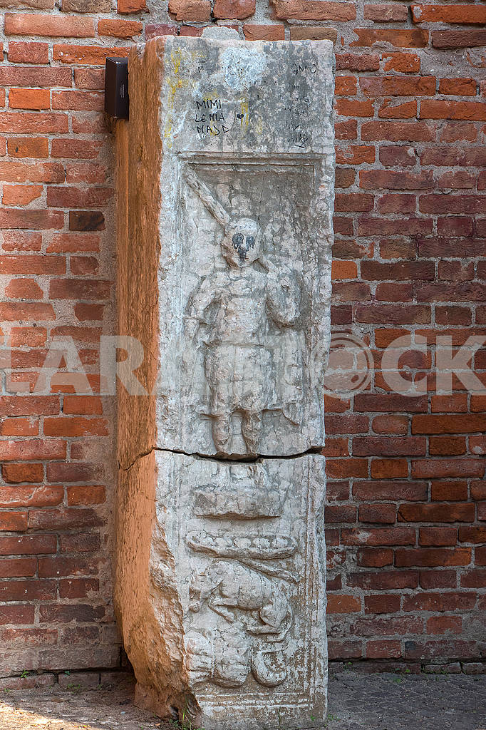 Bas-reliefs on the column — Image 67233