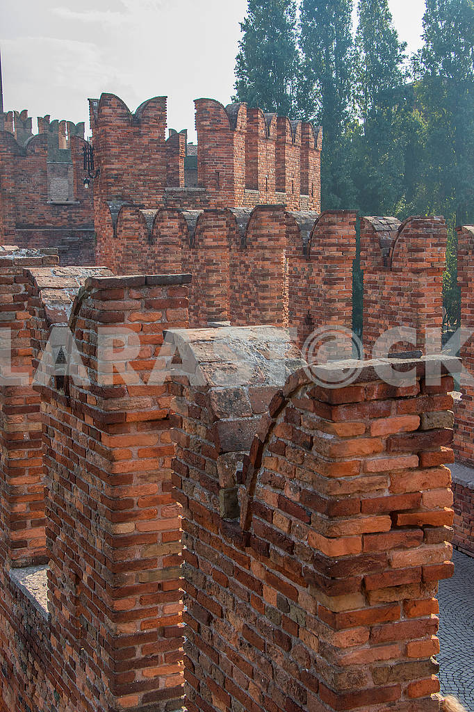 Wall of the castle — Image 67234