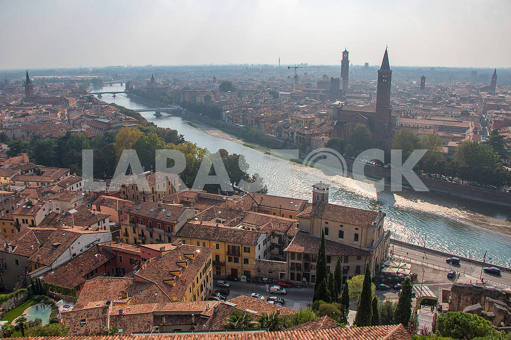 View of the Adige River — Image 67237