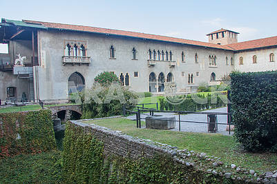 Castle of Castelvecchio