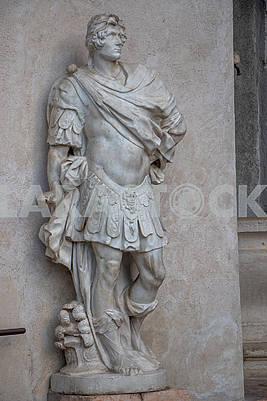 Bas-relief in Verona