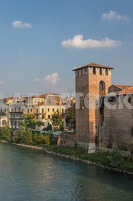 Castle of Castelvecchio