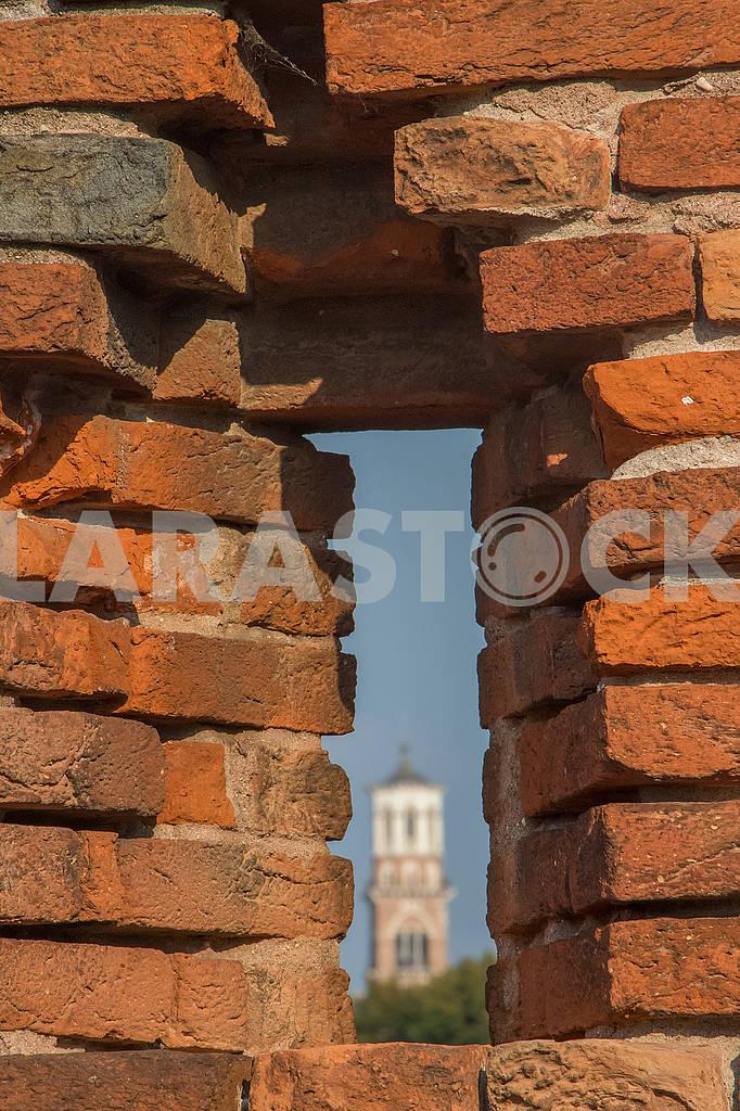 Бойница в замке Кастельвеккио — Изображение 67291