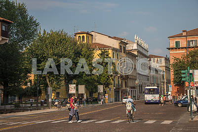 Улица в Вероне