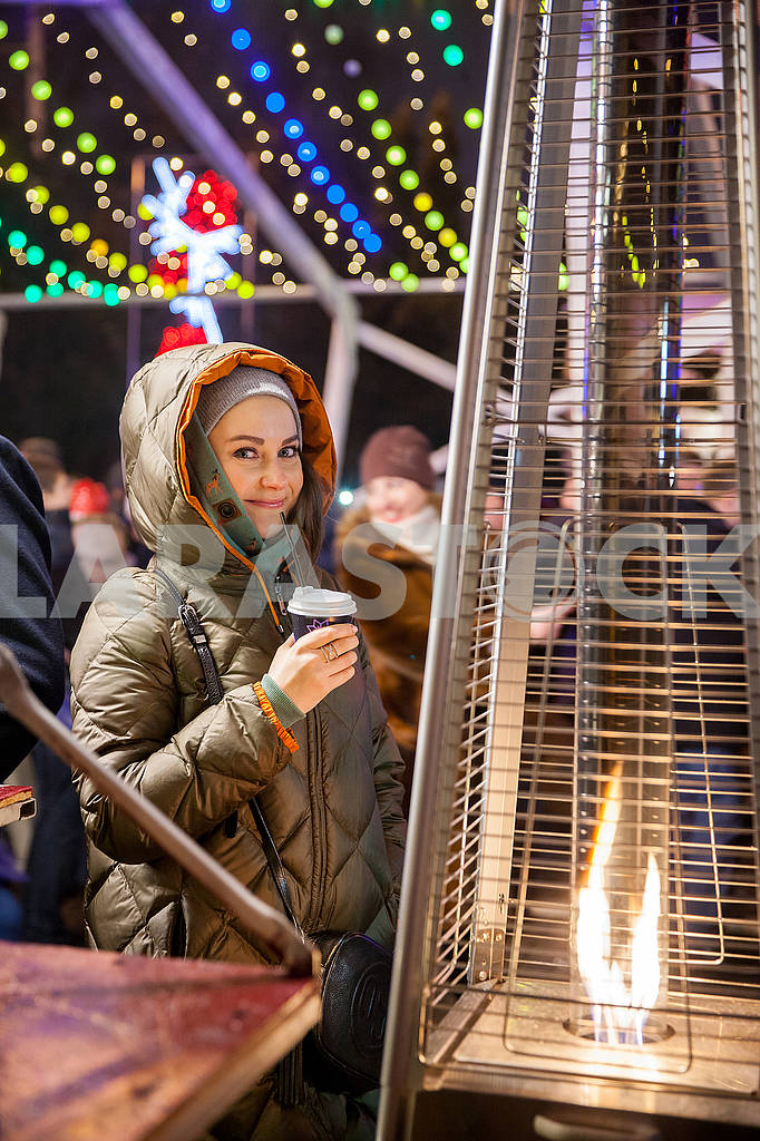 Celebrating the New Year in the center of Kiev on the night from December 31st to January 1st. — Image 67371