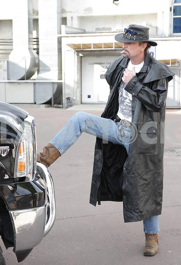 Sean Carr - rock musician, biker — Image 67491