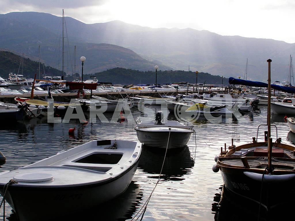 Лодки в бухте — Изображение 67532