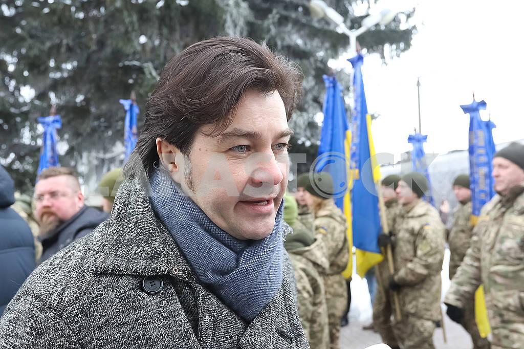 Министр культуры Украины Евгений Нищук — Изображение 67751